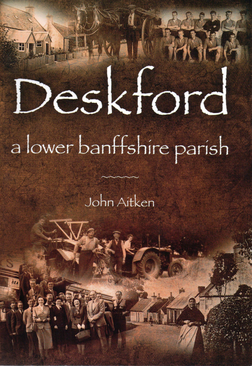 Deskford Book